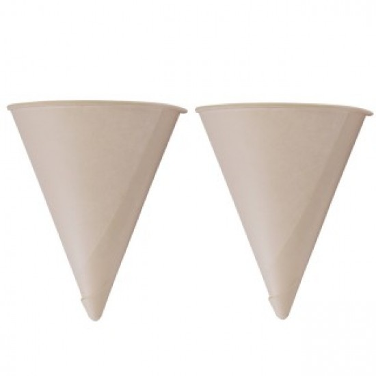 4oz Paper Cones - 5000 per case