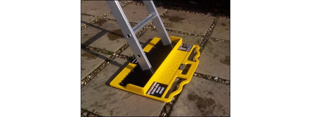 Professional Ladder base anchor