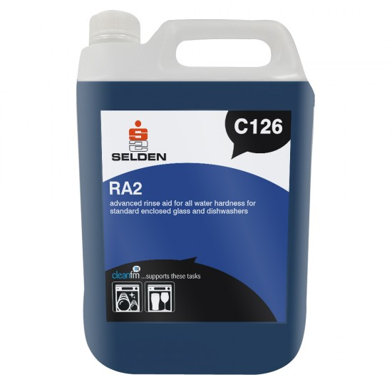 RA2 Rinse Aid for Dishwashers [5 litres]