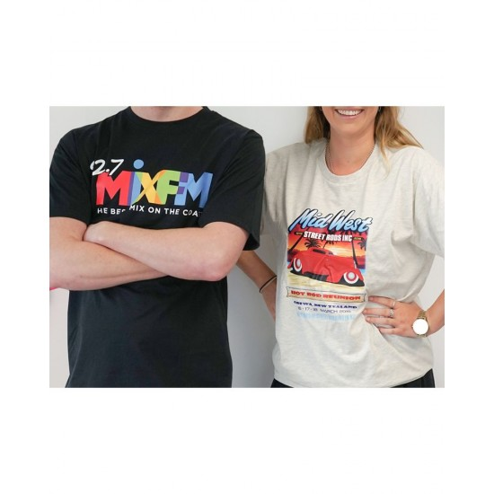 Full Colour Transfers for clothing