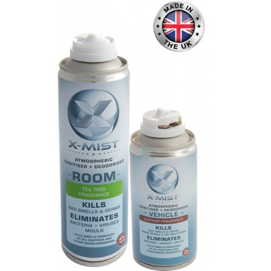 X-Mist Room Sanitiser 250ml